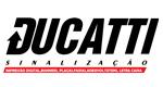 Logo Ducatti Sinalização