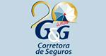 Logo GG Corretora de Seguros