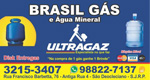 Logo Brasil Gás e Água