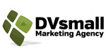 Logo DVsmall Marketing Agency