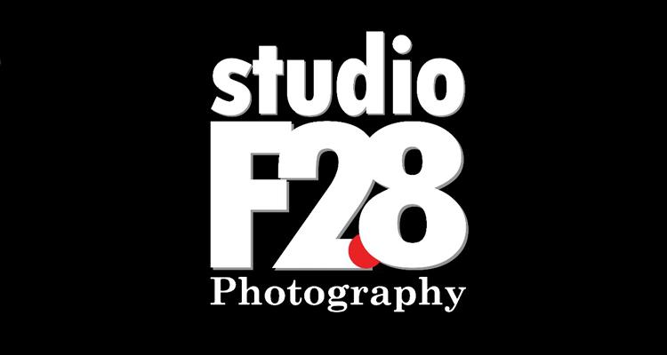 Logo studio F2.8 photography