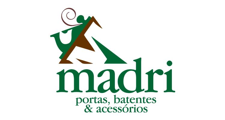 Logo Madri Portas, Batentes e Acessórios