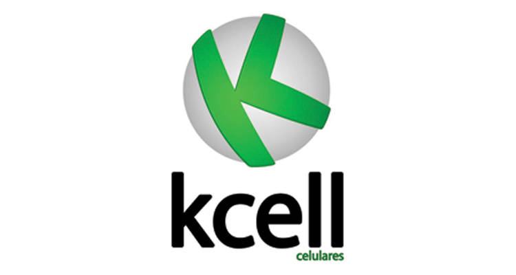 Logo Kcell Celulares - Hermes Fontes