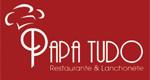 Logo Papa Tudo Restaurante e Lanchonete