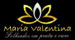 Logo Maria Valentina Folheados