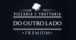 Logo Pizzaria Do Outro Lado Premium