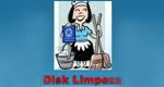 Logo Disk Limpeza Residencial e Comercial