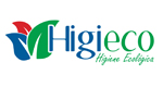 Logo Higieco Limpeza Profissional