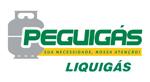 Logo PeguiGás (revenda Liquigás)