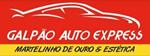 Logo Galpão Auto Express