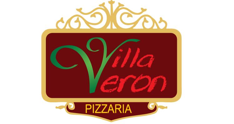 Logo Villa Veron Pizzaria