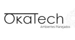 Logo Okatech Ambientes Planejados