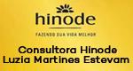 Logo Luzia Martines Estevam Consultora Hinode