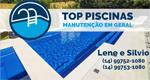 Logo Silvio Lene Piscinas