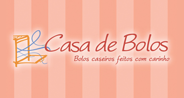 Logo Casa de Bolos - Jardins