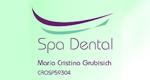 Logo Spa Dental Dra. Maria Cristina Grubisich CROSP59304
