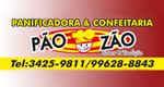 Logo Padaria Pão Zão