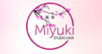 Logo Miyuki Studio Hair
