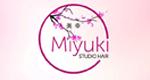 Logo Miyuki Studio Hair