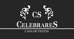 Logo CelebrareS - Casa de Festas