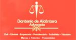 Logo Dantonio de Alcantara Advocacia