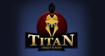 Logo Titan Fried Food