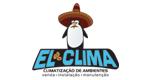Logo El Clima Climatização e Refrigeração