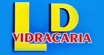 Logo L D Vidraçaria