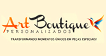 Logo Art Boutique Personalizados