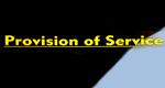 Logo Provision Of Service