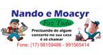 Logo Nando e Moacyr Serviços e Reparos