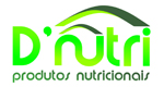 Logo D' Nutri Produtos Nutricionais e Hospitalares