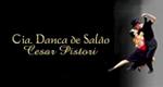 Logo Cia. Dança de Salão Cesar Pistori