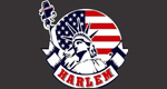 Logo Harlem Barber Shop