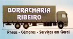 Logo Borracharia Ribeiro