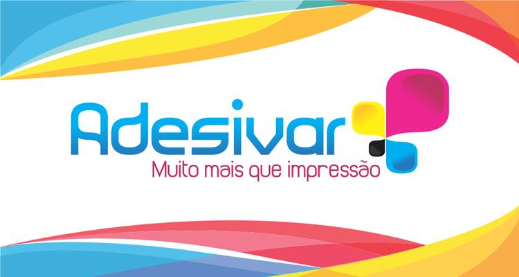 Logo Adesivar Comunicação Visual