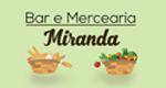 Logo Bar e Mercearia Miranda