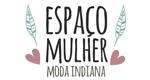Logo Espaço Mulher Moda Indiana