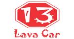 Logo 13 Lava Car