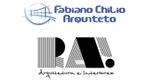 Logo Fabiano Chilio & Raissa Santos arquitetos associados