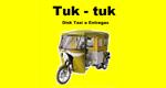 Logo TUK-TUK - Disk Taxi