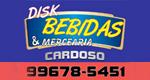 Logo Disk Bebidas e Mercearia Cardoso