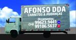 Logo Afonso DDA Carretos & Mudanças