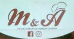 Logo M&A Refeições
