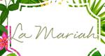Logo La Mariah Confecções de Biquinis