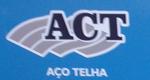 Logo ACT Aço Telha
