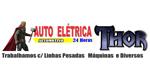 Logo Auto Elétrica Thor - 24 horas