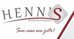 Logo Henns Ambientes Planejados