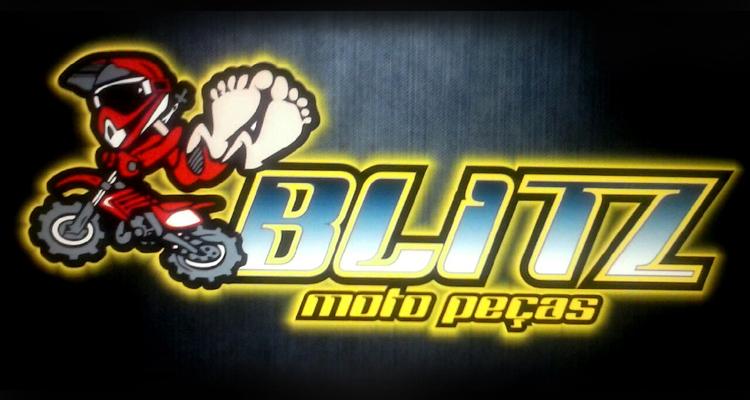 Logo Blitz Moto Peças