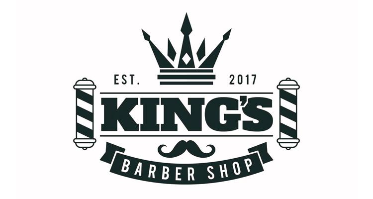Logo King's Barbershop